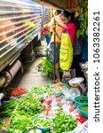 samut songkhram  thailand  ...   Shutterstock . vector #1063382261