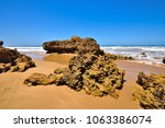 torquay is promoted as the... | Shutterstock . vector #1063386074