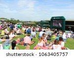Wimbledon  London  England  ...
