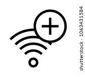 add wifi vector icon