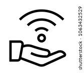 secure wifi vector icon