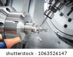 industrial metalworking cutting ... | Shutterstock . vector #1063526147