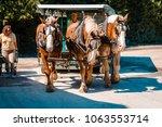 mackinac island  michigan   usa ...   Shutterstock . vector #1063553714