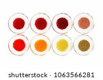 small seed beads isolated on... | Shutterstock . vector #1063566281