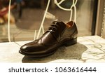 man shoes. male shoes. | Shutterstock . vector #1063616444