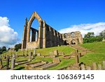 Bolton Abbey In North Yorkshir...