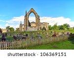 Bolton Abbey In North Yorkshir...