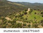 novella  corsica   7th april... | Shutterstock . vector #1063791665