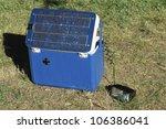portable solar power pack | Shutterstock . vector #106386041