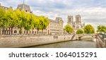 paris  france   september 28 ... | Shutterstock . vector #1064015291