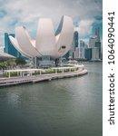 singapore   april 2  2018 ... | Shutterstock . vector #1064090441