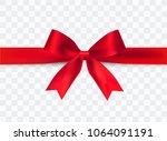 vector horizontal isolated... | Shutterstock .eps vector #1064091191
