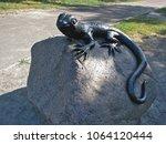 gomel belarus   06.18.2008.... | Shutterstock . vector #1064120444