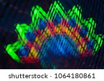 abstract out of focus | Shutterstock . vector #1064180861