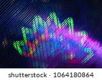 abstract out of focus | Shutterstock . vector #1064180864