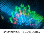 abstract out of focus | Shutterstock . vector #1064180867