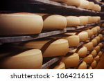Photo Of A Cheese Factory In...
