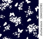 leaf illustration pattern. it... | Shutterstock .eps vector #1064232581