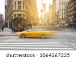 New York City Yellow Taxi Cab...