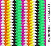 seamless pattern abstract... | Shutterstock .eps vector #1064321855