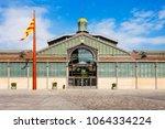 el born centre de cultura i...   Shutterstock . vector #1064334224
