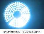 surgical lamps in operation... | Shutterstock . vector #1064362844