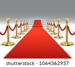 hollywood luxury and elegant... | Shutterstock .eps vector #1064362937