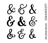 Ampersand Designs. Vintage...