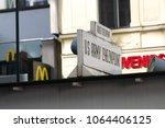 berlin  germany   march 19 ... | Shutterstock . vector #1064406125