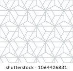the geometric pattern with... | Shutterstock .eps vector #1064426831