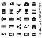 flat vector icon set   welcome...