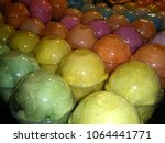multicolor thai style candy... | Shutterstock . vector #1064441771