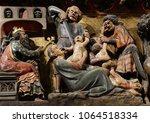 paris  france   january 04 ... | Shutterstock . vector #1064518334