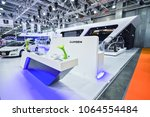 russia  moscow  expocentre  29... | Shutterstock . vector #1064554484