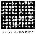 black and white abstract vector ... | Shutterstock .eps vector #1064559155
