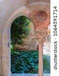 staffarda  piedmont  italy  ... | Shutterstock . vector #1064591714