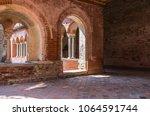 staffarda  piedmont  italy  ... | Shutterstock . vector #1064591744