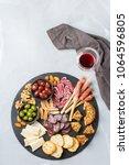 still life  food and drink ... | Shutterstock . vector #1064596805