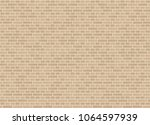 vector seamless english cross... | Shutterstock .eps vector #1064597939