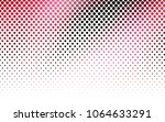 dark red vector banner with... | Shutterstock .eps vector #1064633291