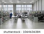 zelenograd  russia   october 19 ... | Shutterstock . vector #1064636384