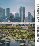 singapore   april 2  2018 ... | Shutterstock . vector #1064638394