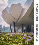 singapore   april 2  2018 ... | Shutterstock . vector #1064638421