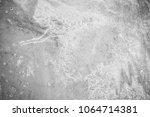 texture of grey concrete wall   Shutterstock . vector #1064714381
