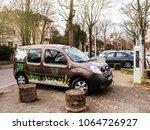 strasbourg  france   circa 2018 ... | Shutterstock . vector #1064726927