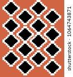 luxury design exotic pattern    ... | Shutterstock . vector #1064743871