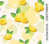 illustration vector of lemon...   Shutterstock .eps vector #1064748845