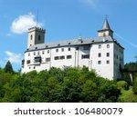 Rozmberk Castle In Czech...