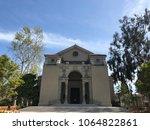 Mabel Shaw Bridges Hall of Music, Pomona College, in Claremont, California