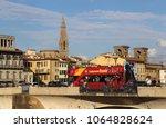 florence  italy   september 23  ... | Shutterstock . vector #1064828624